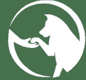 Fellnasen logo weiss